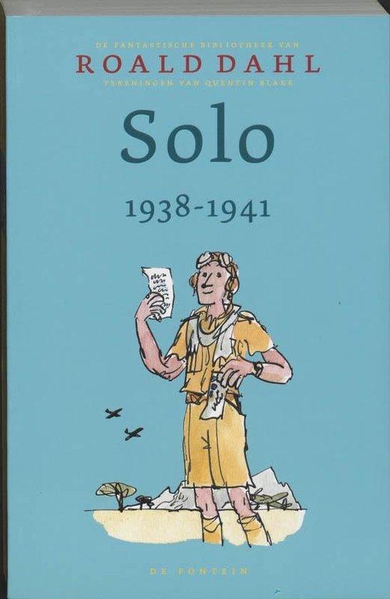 Solo 1938-1941 - Roald Dahl |