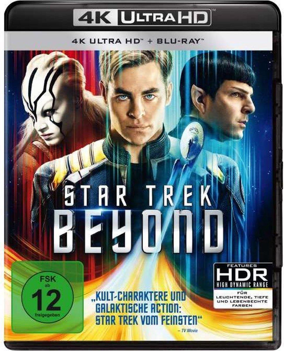 Star Trek Beyond (Ultra HD Blu-ray & Blu-ray)-