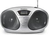 AudioSonic CD-1569 - Radio/CD-speler - Zilver