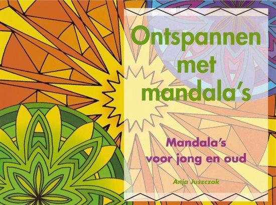 Ontspannen met mandala's - A. Juszczak |