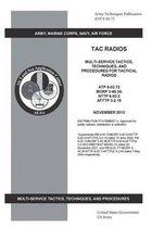 Army Techniques Publication Atp 6-02.72 Tac Radios Multi-Service Tactics, Techniques, and Procedures for Tactical Radios Atp 6-02.72, McRp 3-40.3a, Nttp 6-02.2, Afttp 3-2.18 November 2013