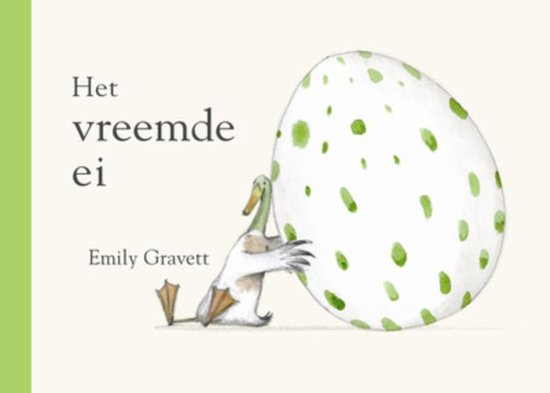Vreemde Ei - Emily Gravett |