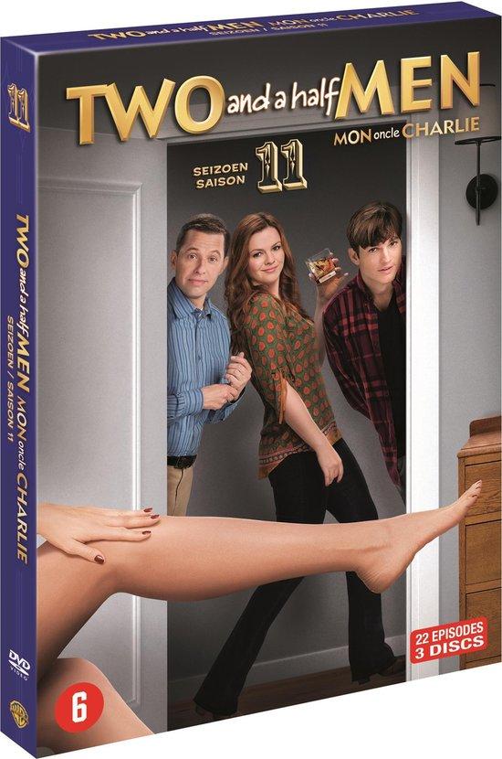 Cover van de film 'Two And A Half Men'