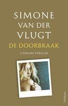 Boek cover De doorbraak van Simone van der Vlugt