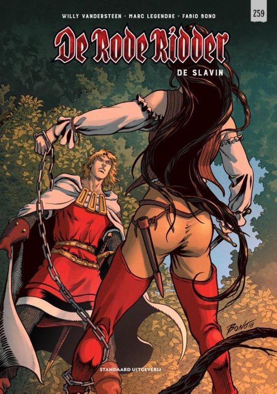 De Rode Ridder 259 - De Slavin - Fabio Bono |