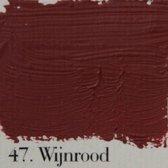 l'Authentique kleur 47- Wijnrood