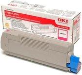 OKI Tonercartridge voor C5600/C5700, Magenta