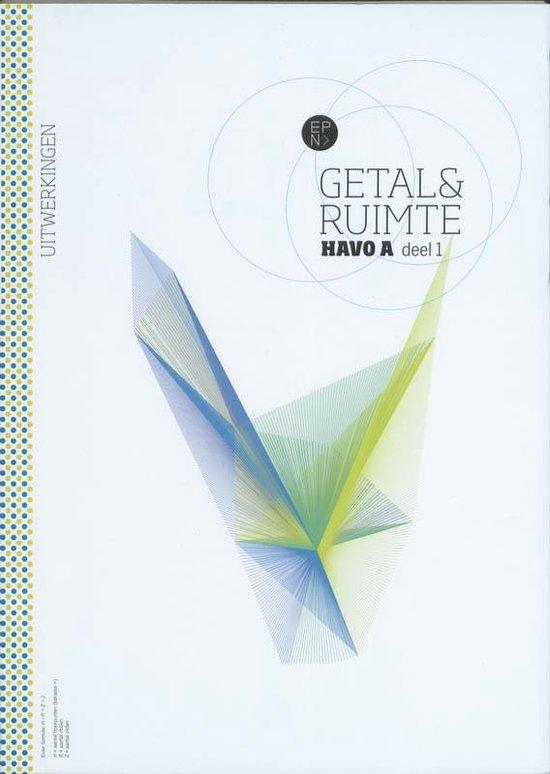 Getal & Ruimte / Havo A deel 1 - L.A. Reichard pdf epub