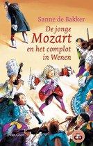 De jonge Mozart en het complot in Wenen + CD