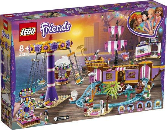 Lego Friends Heartlake City Pier Met Kermisattracties – 41375