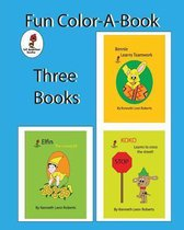 Fun Color-A-Book