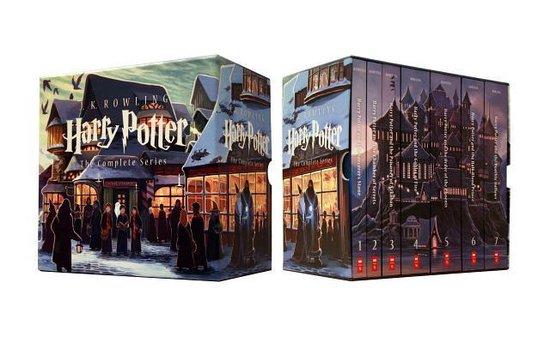 Boek cover Special Edition Harry Potter Paperback Box Set van J.K. Rowling (Onbekend)