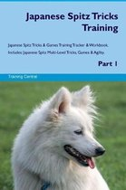 Japanese Spitz Tricks Training Japanese Spitz Tricks & Games Training Tracker & Workbook. Includes