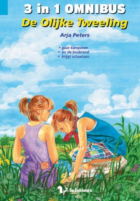 De olijke tweeling omnibus 2 - A. Peters   Readingchampions.org.uk