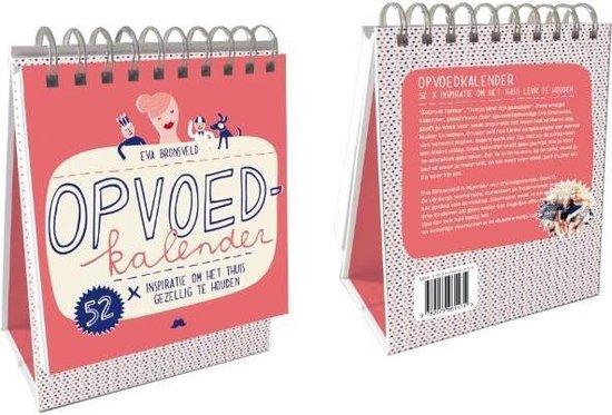 Eva Bronsveld opvoedkalender Eva Bronsveld opvoedkalender