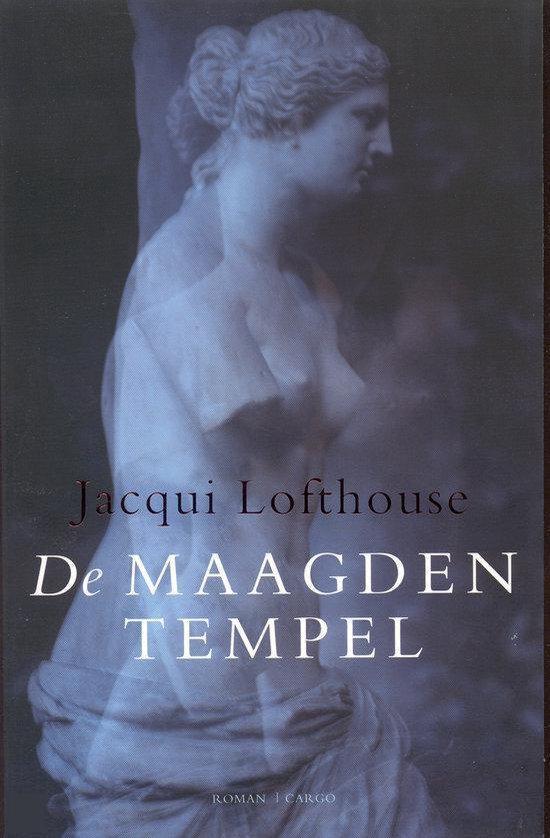 Cover van het boek 'De maagdentempel' van Jacqui Lofthouse