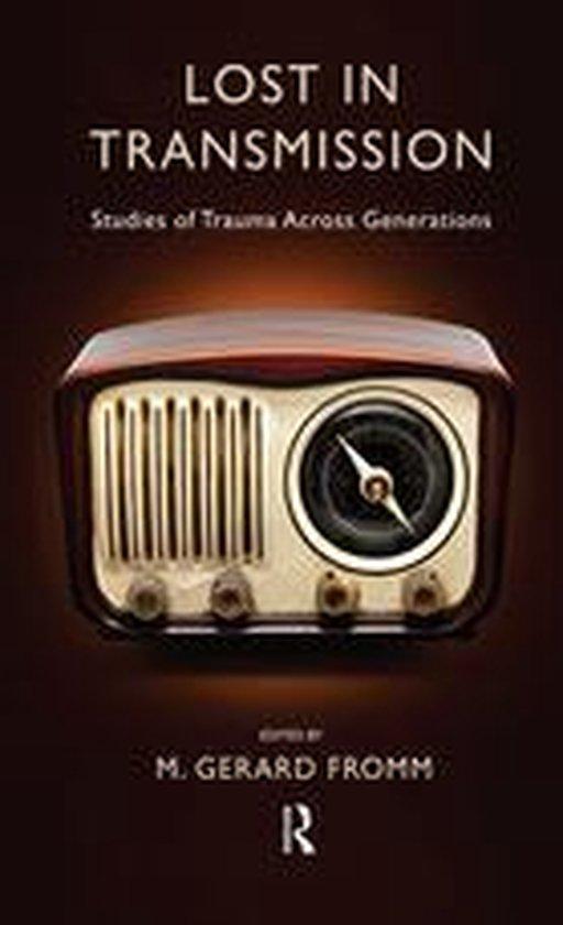 Boek cover Lost in Transmission van M. Gerard Fromm (Onbekend)