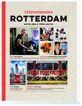 Omslag Stadskookboek Rotterdam