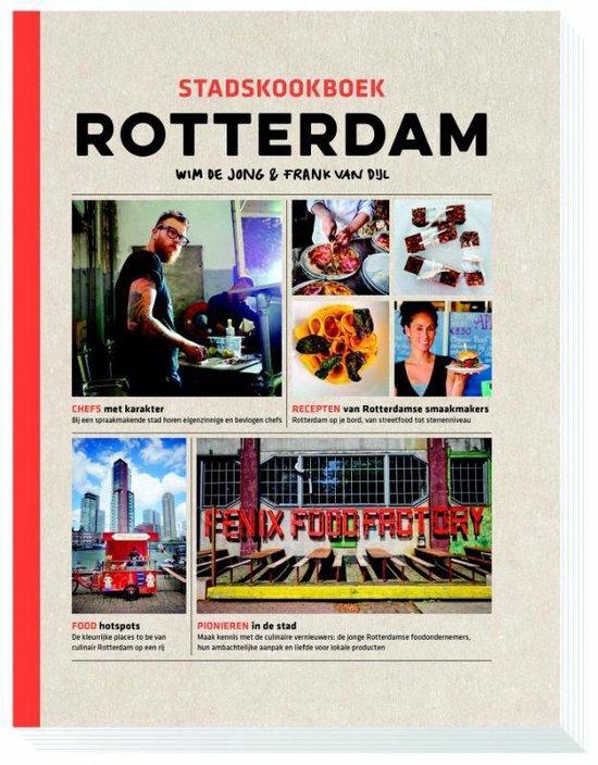 Stadskookboek Rotterdam - Wim de Jong |