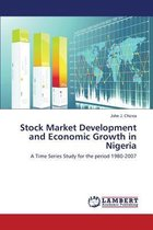 Stock Market Development and Economic Growth in Nigeria
