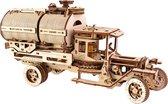 Ugears Houten Modelbouw - Mechanische Tanker