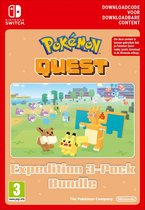Pokemon Quest Triple - Expedition Pack - Nintendo Switch Download