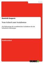 Boek cover Vom Schtetl zum Sozialismus van Dominik Esegovic