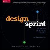 Boek cover Design Sprint van Richard Banfield (Onbekend)