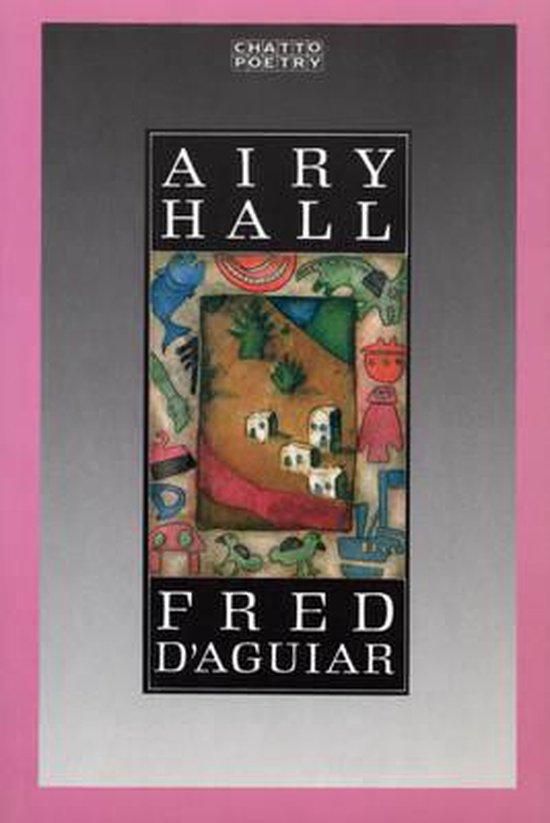 Boek cover Airy Hall van Fred DAguiar (Onbekend)