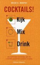 Boek cover Cocktails! van Brian Murphy