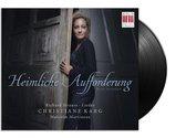 R. Strauss: Lieder; Heimliche Auffo (LP)