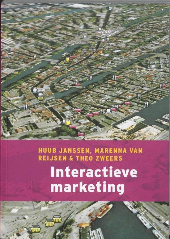 Interactieve marketing - Marenna van Reijsen |