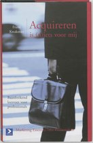Boek cover Acquireren Is (N)Iets Voor Mij van F. Kwakman