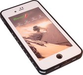 """Phonaddon iPhone 7+ Plus 5.5"""" Waterdicht Hoesje - Wit"""