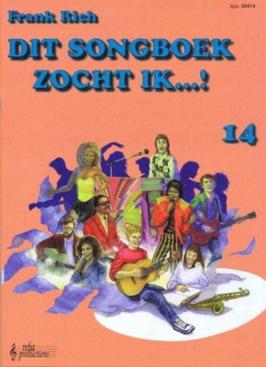 DIT SONGBOEK ZOCHT IK..! DL.14 - Frank Rich | Readingchampions.org.uk
