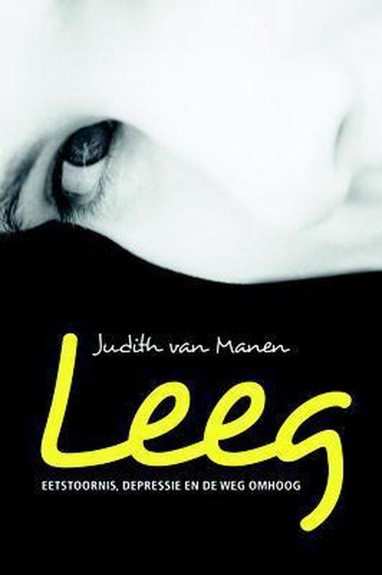 Leeg - Judith van Manen |