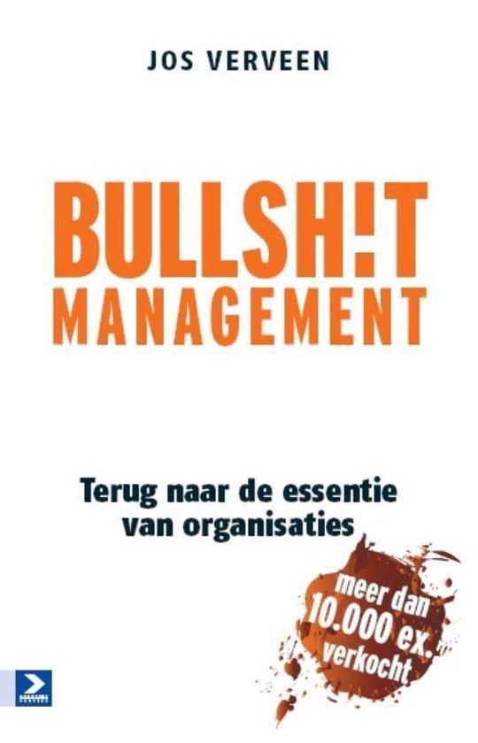 Bullshit management - Jos Verveen |