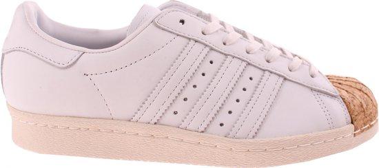 Adidas Sneakers Superstar 80's Cork Dames Wit Maat 42