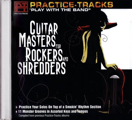 Guitar Masters For Rockers And Shredders