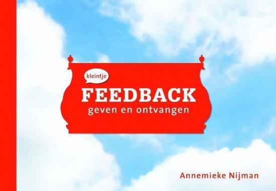 Kleintje feedback - Annemieke Nijman  