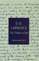 Boek cover D.H. Lawrence van Fiona Becket