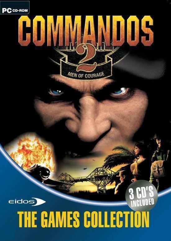 Commandos 2, Men Of Courage – Windows