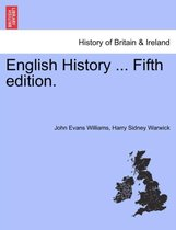 English History ... Fifth Edition.
