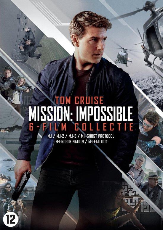 Mission: Impossible 1 t/m 6 boxset