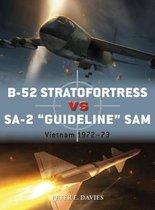 Boek cover B-52 Stratofortress vs SA-2  Guideline  SAM van Peter E. Davies