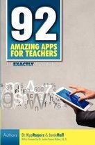 92 Amazing Apps for Teachers