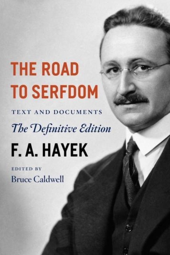 Afbeelding van The Road to Serfdom