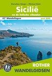 Rother Wandelgidsen - Rother wandelgids Sicilië