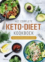 Afbeelding van Het complete keto-dieet kookboek