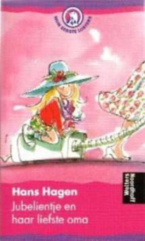Jubelientje en haar liefste oma - H. Hagen |